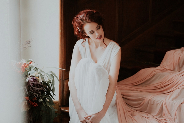 chateau styled shoot
