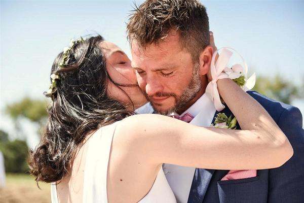 family wedding day France