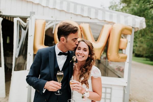 love wedding balloons