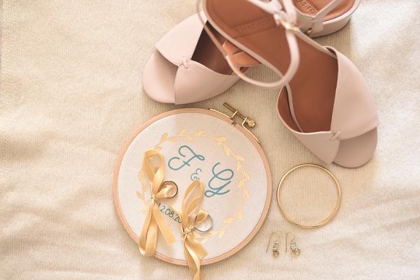 sweet bridal details