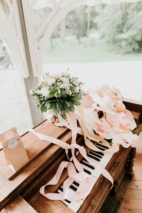 wedding ribbon
