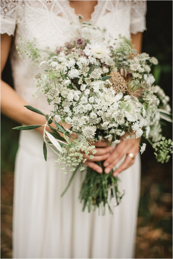 French Country Wedding Bouquet