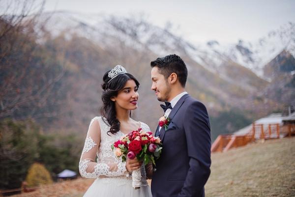 Accord Parfait bride
