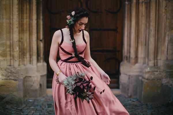 Ailsa Munro bride