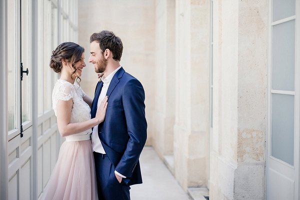 Bordeaux Blush Wedding