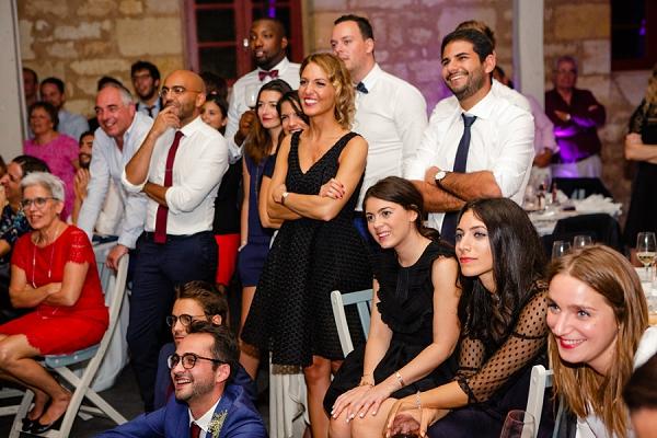 Bordeaux Chateau wedding speeches