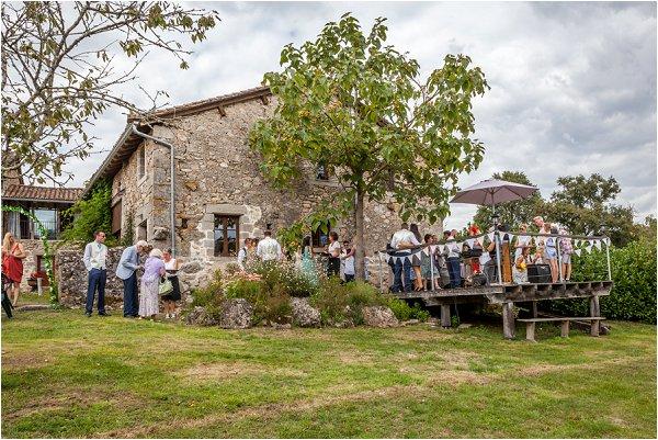 Dordogen Wedding Reception
