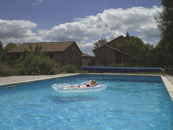 Dordogne Swimming