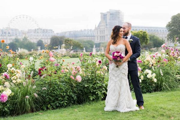 Enaura bridal gown
