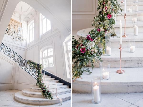 Fine Art Inspired French Wedding