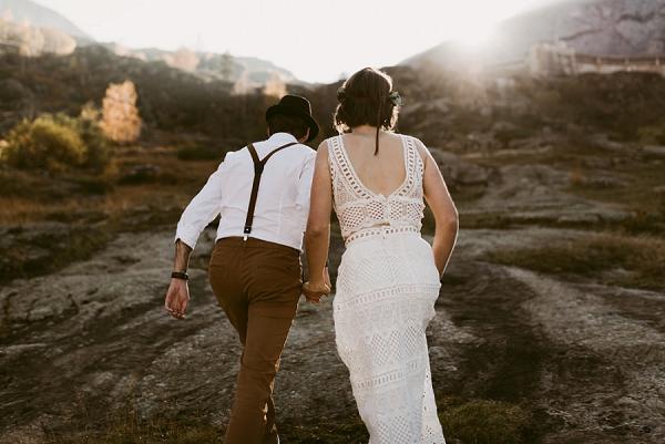 Lac des Gloriettes wedding