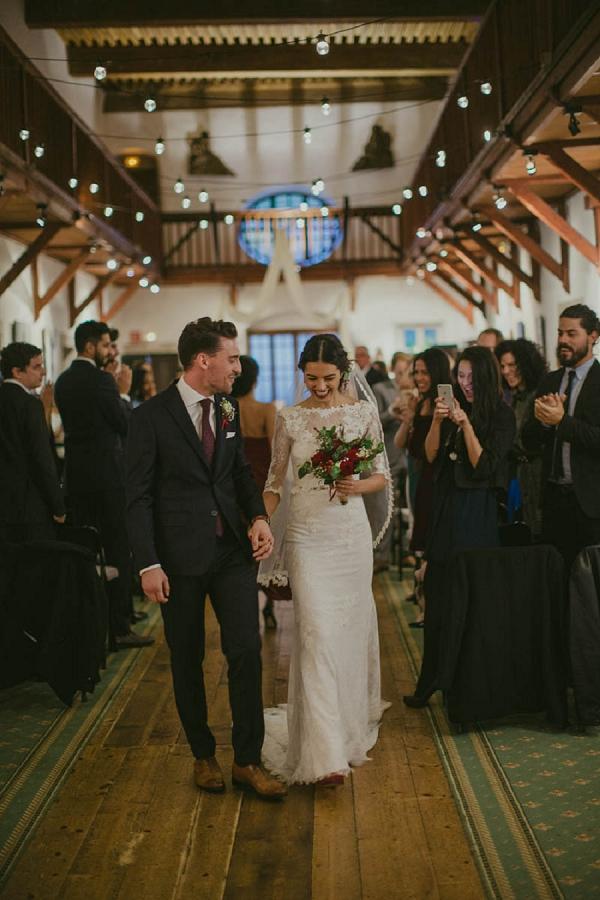 Lilian West bride