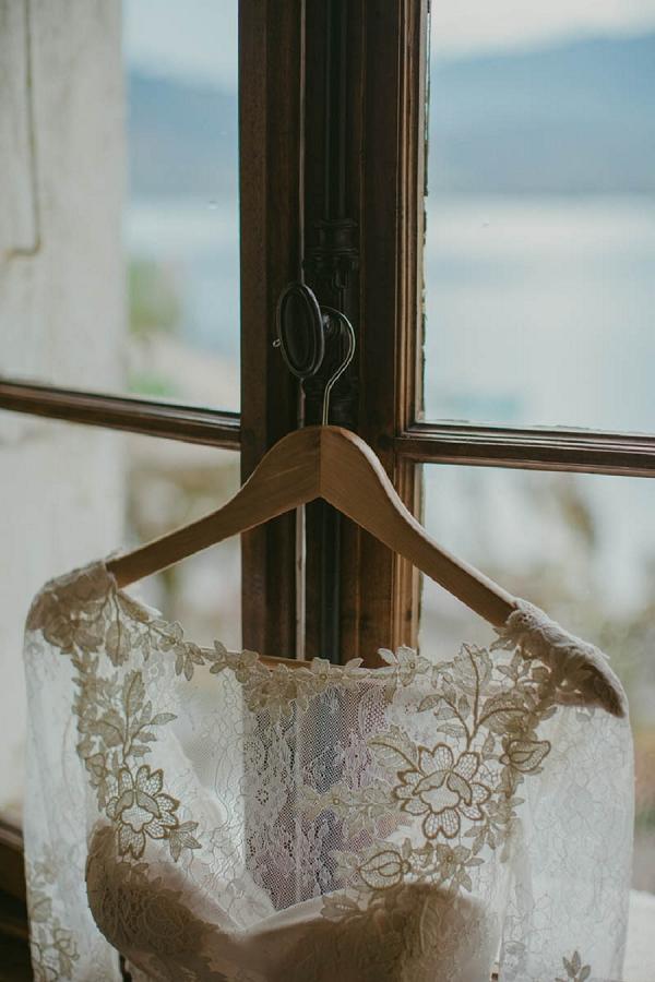Lilian West lace dress