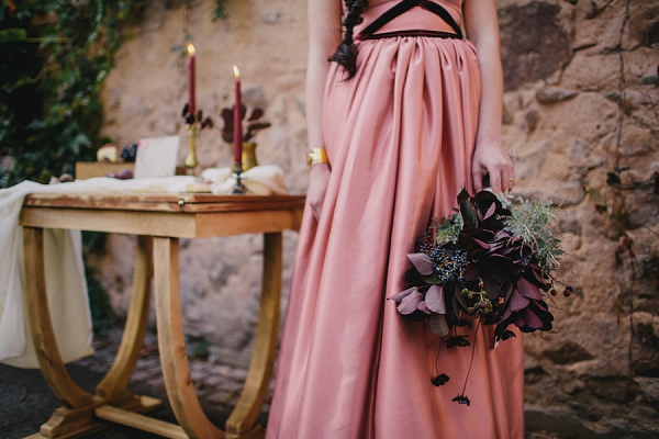 Medieval Inspired Wedding