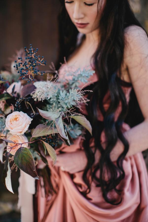 Medieval style bride