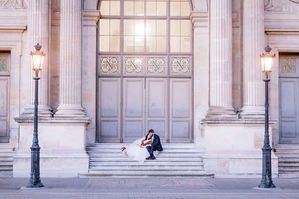 Paris wedding photo ideas