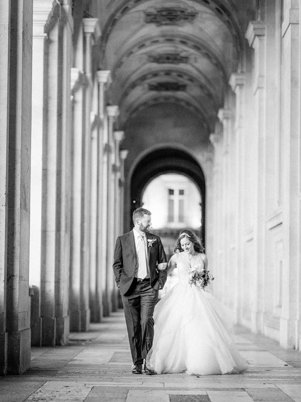Shangri La Paris Wedding