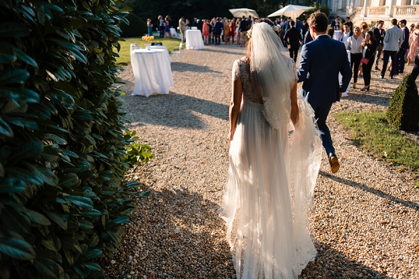 Traditional French Chateau Giscours Wedding
