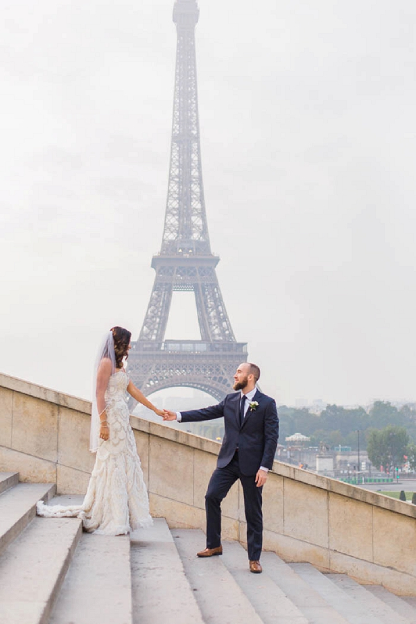 eiffel tower wedding ceremony location