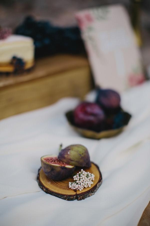fig wedding food