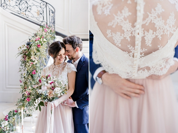 french wedding details