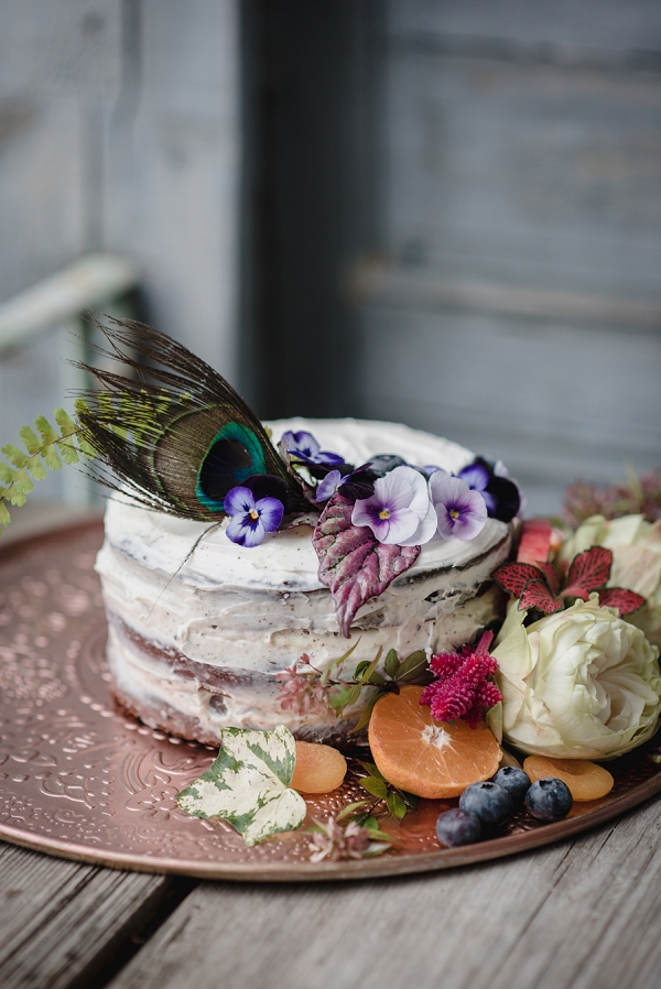 pretty wedding cake ideas