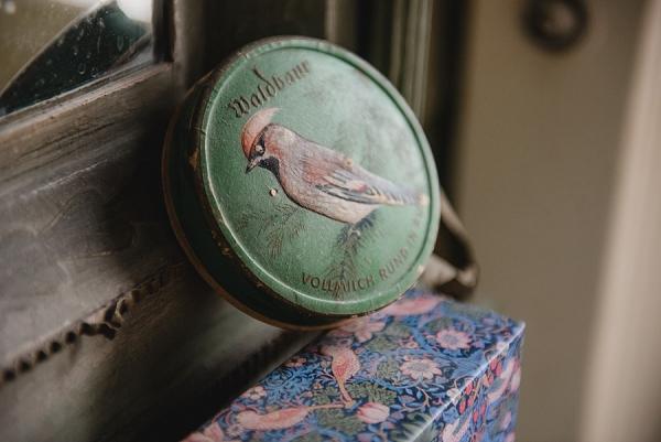sweet vintage details