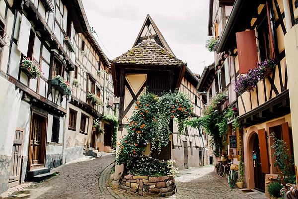 village of Eguisheim
