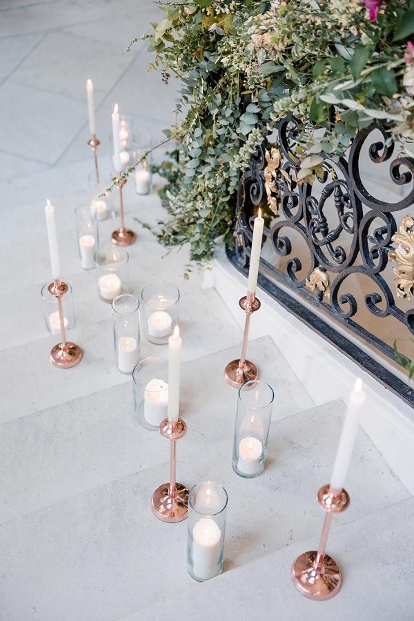 wedding candle inspiration