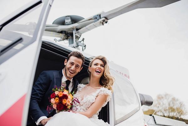 wedding day transport ideas