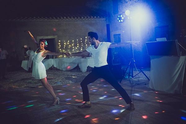 wedding first dance routine