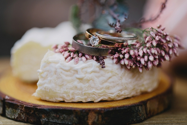 wedding ring trio