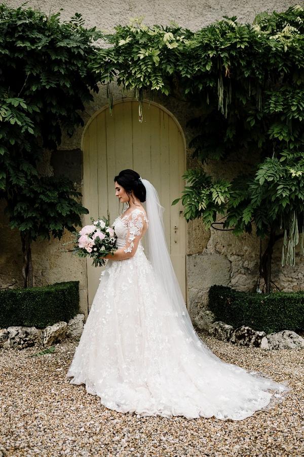 Amy Faith Photography bridal portrait
