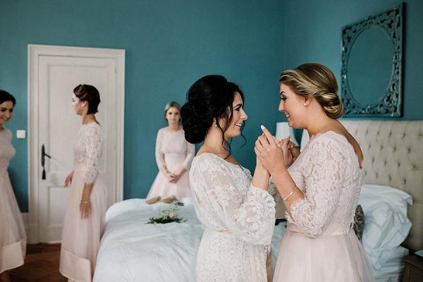 Amy Faith Photography bridal prep images