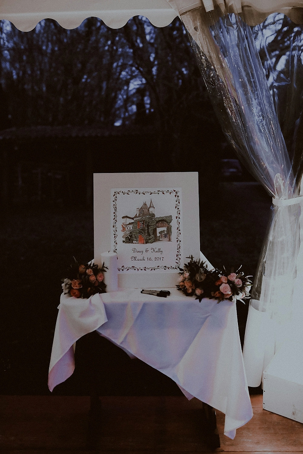 Château Sentout Wedding