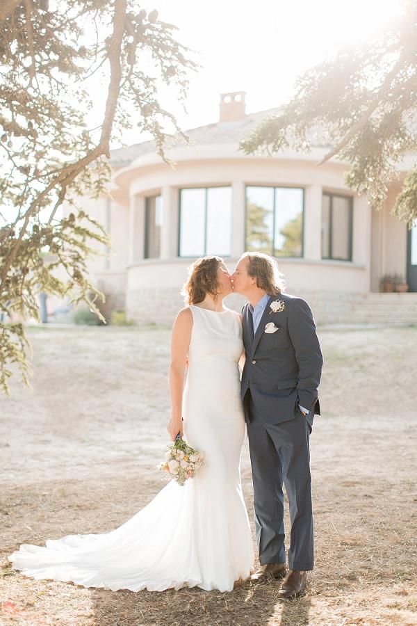 Chateau Camplazens real wedding