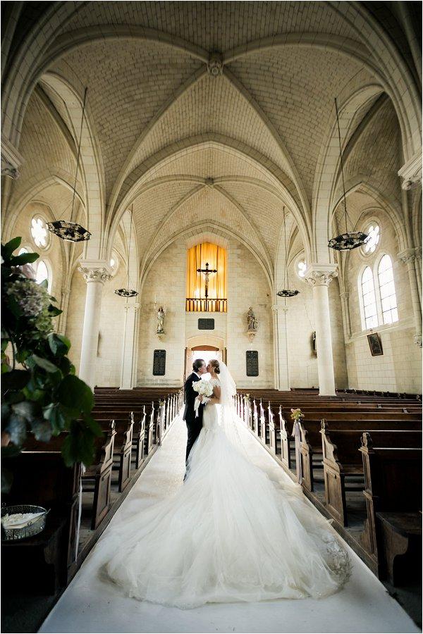 Chateau Challain Wedding Chapel