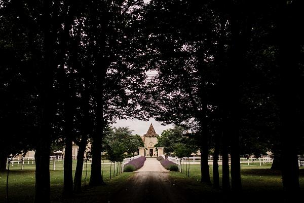 Chateau Soulac Bordeaux wedding venue