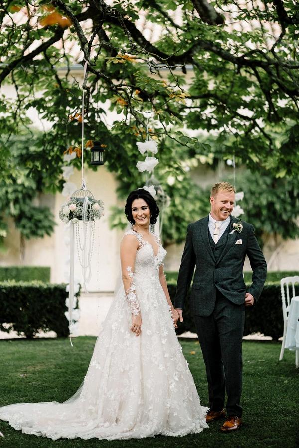 Chateau Soulac Wedding