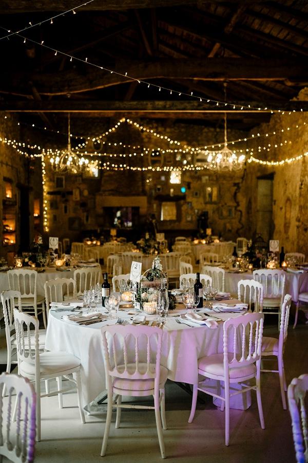 Chateau Soulac wedding breakfast