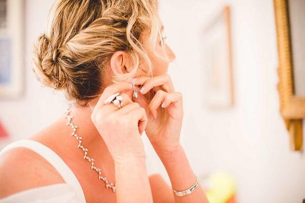 Elegant bridal Jewellery