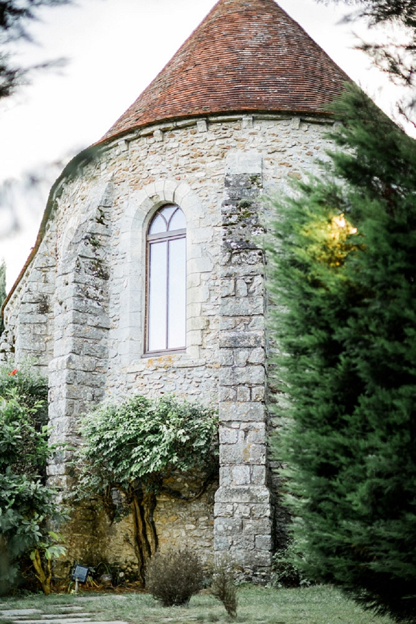 Historic French wedding venue