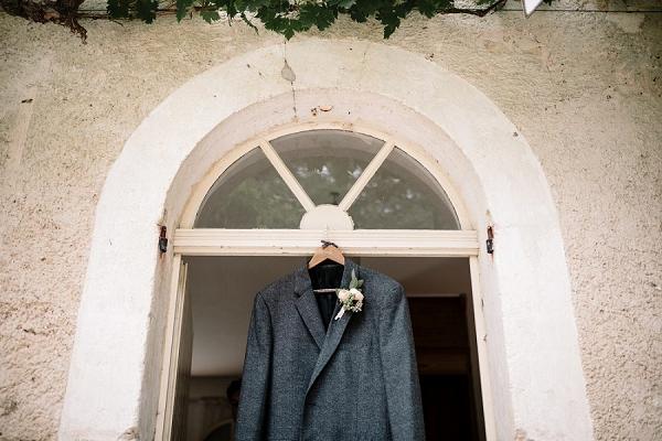 King Allen Tailors wedding suit