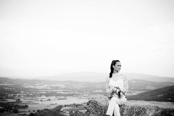 Laure de Sagazan Bridal suit