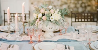 Provence Romance Mas de la Rose Wedding Shoot