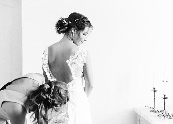 Provence bridal prep
