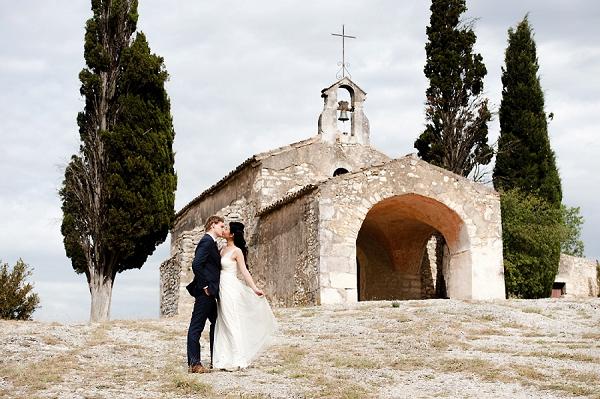 Provence wedding chapel