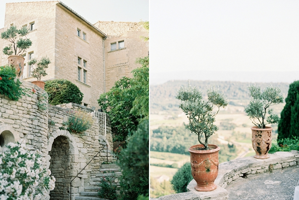 Summer Wedding in Gordes