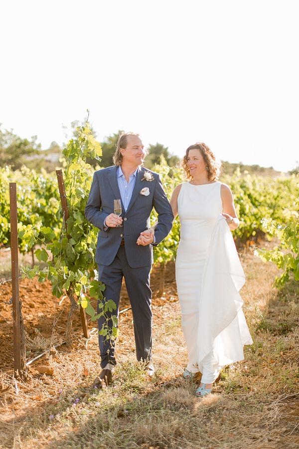 Vineyard Wedding at Chateau Camplazens