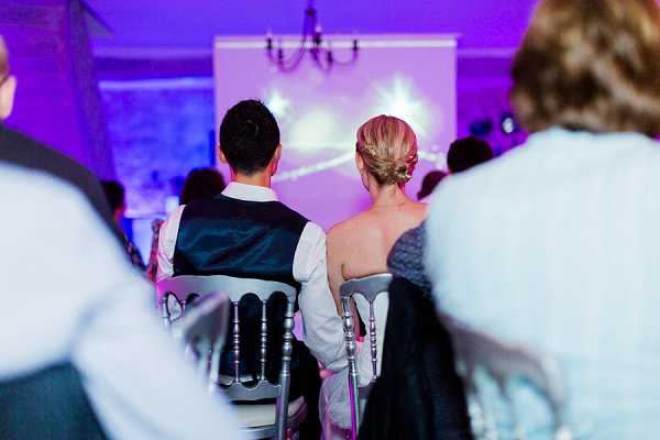 Wedding day slideshow